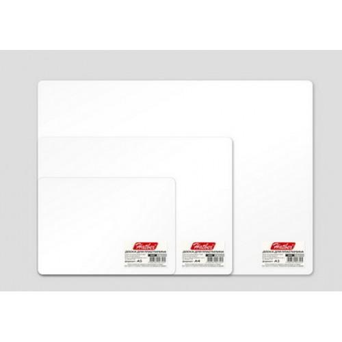 Доска для лепки Hatber формат А4 PT2004