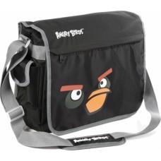Сумка Hatber Молодежная Angry Birds, размер 31х36х11 NSn_00201