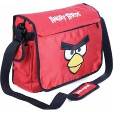 Сумка Hatber Молодежная Angry Birds, размер 31х36х11 Nsn_00203