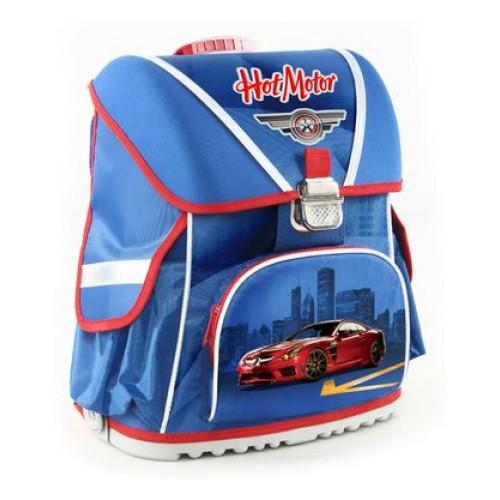 Рюкзак повседневный Hatber 36х31х20см OPTIMUM жесткая форма-Hot Motor-NRk_00372