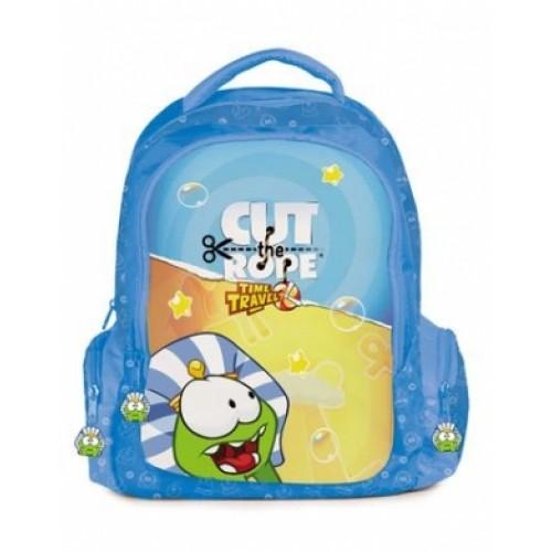 Рюкзак молодежный Hatber 40х30х14см SOFT-CUT THE ROPE-NRk_00596