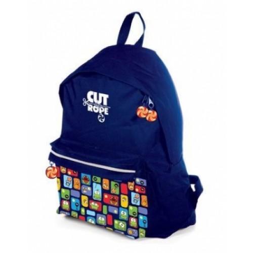 Рюкзак молодежный Hatber 40х30х14см SOFT-CUT THE ROPE-NRk_00599