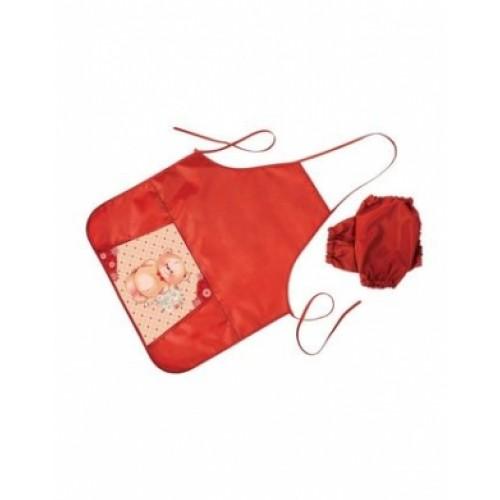 Фартук для Труда Hatber с карманом -Lovely bear-NFn_10655