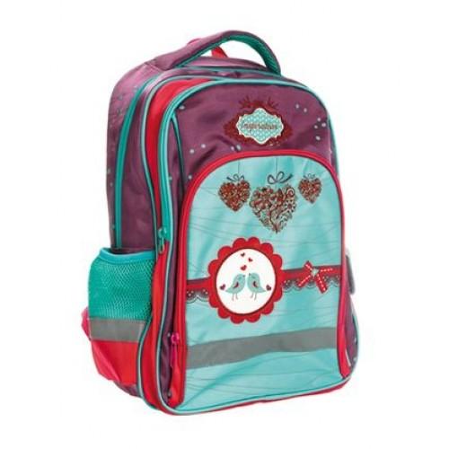 Рюкзак молодежный Hatber SOFT -Lazurit-NRk_60718