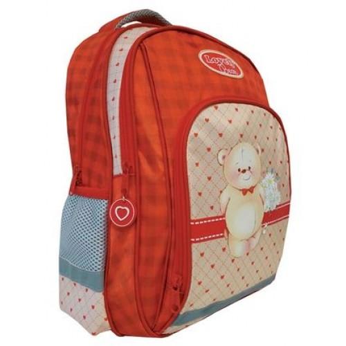 Рюкзак повседневный Hatber SOFT-Lovely bear-NRk_60655