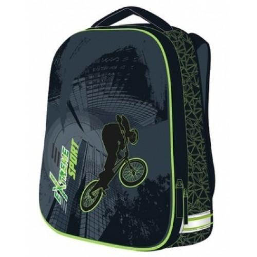 Рюкзак молодежный Hatber ERGONOMIC-Extreme Sport-NRk_09105