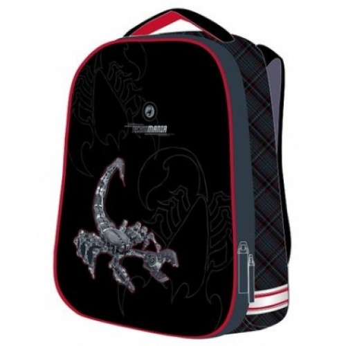 Рюкзак молодежный Hatber ERGONOMIC-Technomania-NRk_09305
