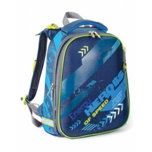 Рюкзак молодежный Hatber ERGONOMIC-Energy Heroes-NRk_09805
