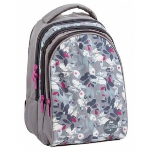 Рюкзак молодежный Hatber Street-Flower Garden-NRk_11307