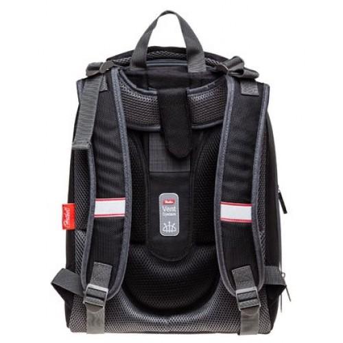 Рюкзак Hatber ERGONOMIC -Security- 37X29X17 СМ EVA материал светоотраж. 2 отделения NRk_15023