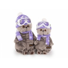 Игрушка  Басик-лыжник Ks30-049