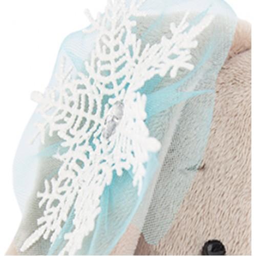 Игрушка  Зайка Ми со снежинкой на ушке (малыш) SidX-173