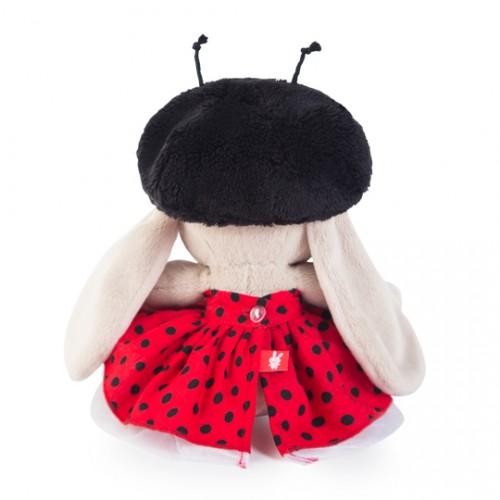 Игрушка  Зайка Ми в костюме божьей коровки (малыш) SidX-183