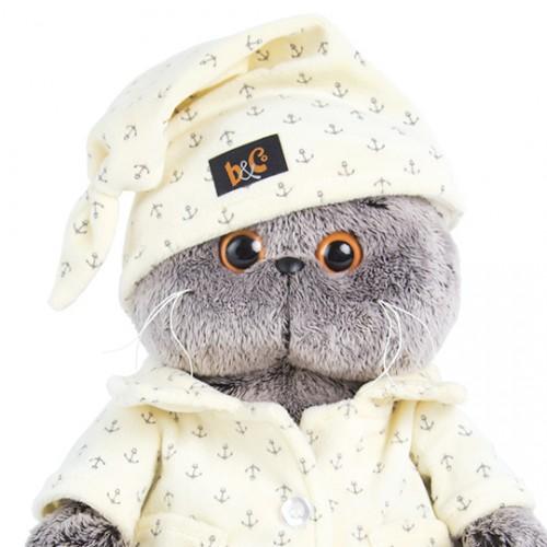 Игрушка  Басик в пижаме. Ks19-024.