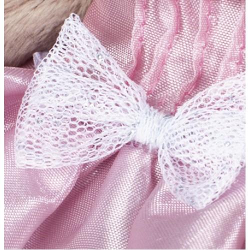 """Игрушка  """"Зайка Ми"""" в розовом платье (малыш) SidXm-078"""