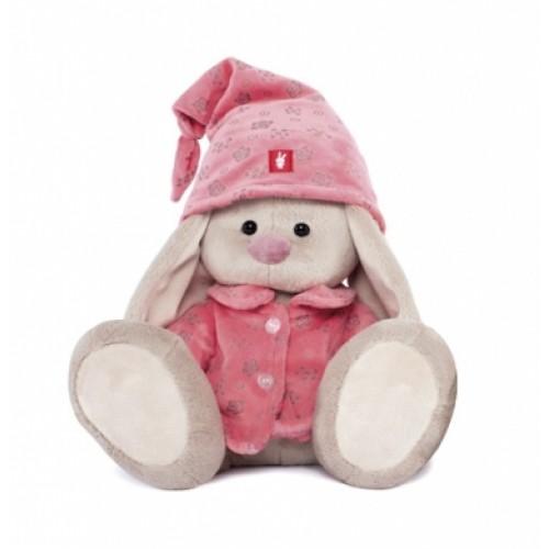 """Игрушка  """"Зайка Ми"""" в розовой пижаме (малая) SidS-070"""