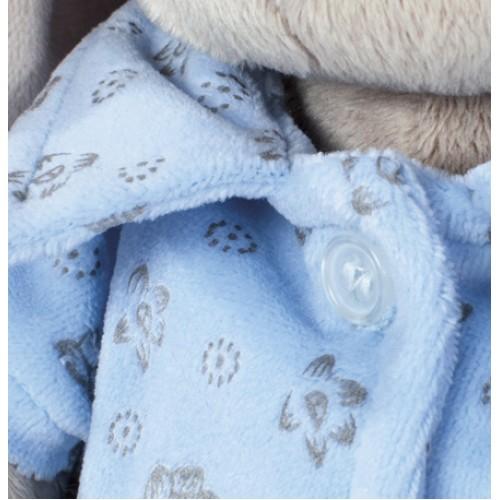 """Игрушка  """"Зайка Ми"""" в голубой пижаме (малая) SidS-071"""