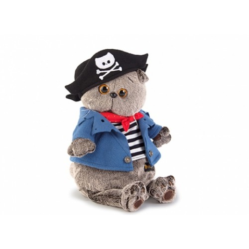 Игрушка  Басик - пират Ks19-048