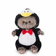 Игрушка мягконабивная Басик BABY в костюме пингвина BB-015
