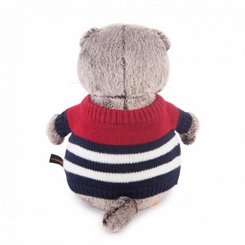 Игрушка  Басик в морском свитере Ks25-069