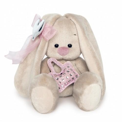 Игрушка  Зайка Ми с сумочкой и сердечком (малыш) SidX -223