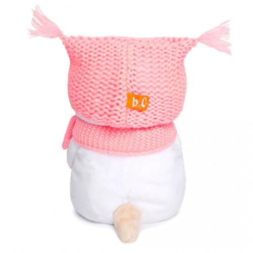 Игрушка  Ли Ли Бэби в шапке-сова и шарфе LB-022