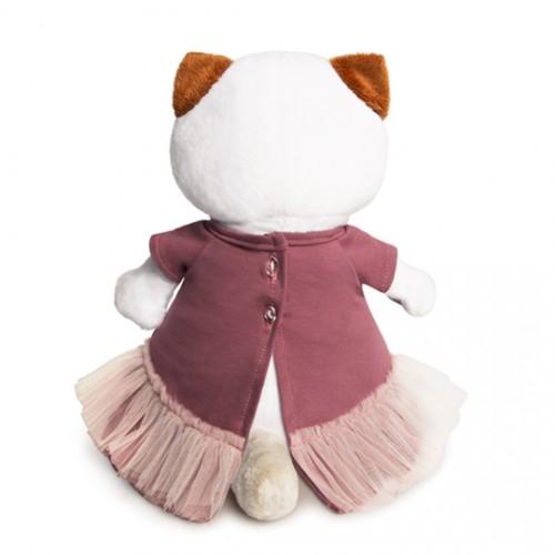 Игрушка  Ли Ли в платье с совой LK24-019