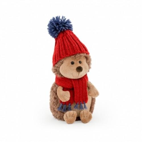 Игрушка  *Life  Ёжик Колюнчик в красной шапке 15 OS604/15