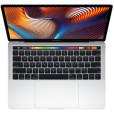 Ноутбук MacBook Pro with Touch Bar: 13-inch, 2.3GHz quad-core 8th-generation IntelCorei5 processor, 256GB – Silver, Model A1989