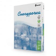 Бумага офисная А3, Снегурочка пл.80г/м2, 500л