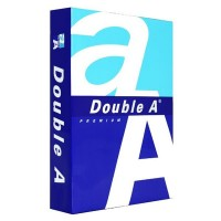 Бумага офисная Double A класс, А4 пл.80г/м2 500л, РФ
