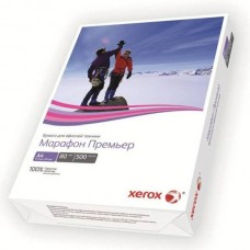 Бумага офисная Xerox «Марафон Премьер» А4, пл.80г/м2, 500л