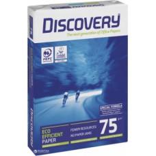 "Бумага офисная ф.А4 ""Discovery"" 75 гр. 500л."