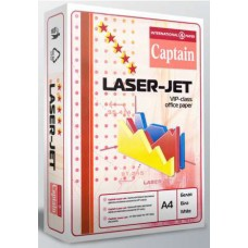 Бумага А4 Captain Laser-jet New пл. 80г/м2 (класс А)