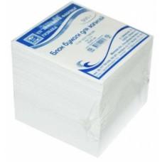 Блоки бумаги для записей, ф.90х90. 80гр/м2 500гр