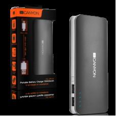 Зарядное устройство CANYON CNE-CPB130DG (Dark Grey)