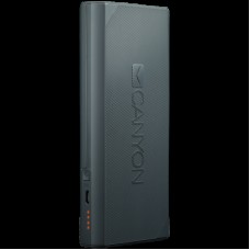 Зарядное устройство CANYON Power bank 10000mAh (CNE-CPBF100DG) Dark Gray