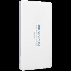 Внешний аккумулятор CANYON 10000mAh белый (CNS-TPBP10W)