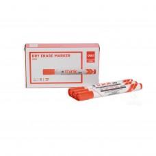 Маркер для доски красный 2-5мм DELI U00240