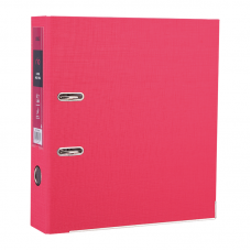 Папка-регистратор, 75 мм красный Deli EB20140