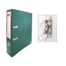 Папка-регистратор 75 мм зеленый Deli E39590