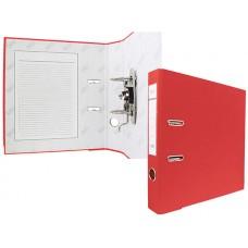 Папка-регистратор, 50мм красный Deli E39589