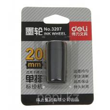 Ролик красящий для этикет-пистолета, 20 мм DELI E3207