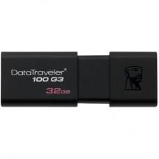 USB Flash Kingston DataTraveler 100 G3 32GB (DT100G3/32GB)