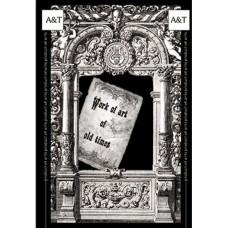 Телефонная книжка арт.18263 ГОТИКА 1 (А5, 145*210,96л)