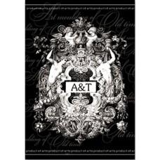 Телефонная книжка арт.18264 ГОТИКА 2 (А5, 145*210,96л)