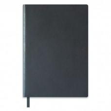 Ежедневник датированный чёрный арт.47419/15 ТРАВЕРТИН (А5, 145х210, 352 стр)