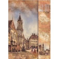 Ежедневник недат. арт. 34047/20 Старая Европа  (А5,с клапаном, 160 стр.)