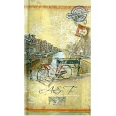 Телефонная книжка арт.28814/25 АМСТЕРДАМ (90х150 мм, 48л.)
