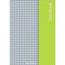 """Записная книжка """"Ноутбук"""" арт.62678/36 Гусиные лапки (102*148мм, 120л)"""